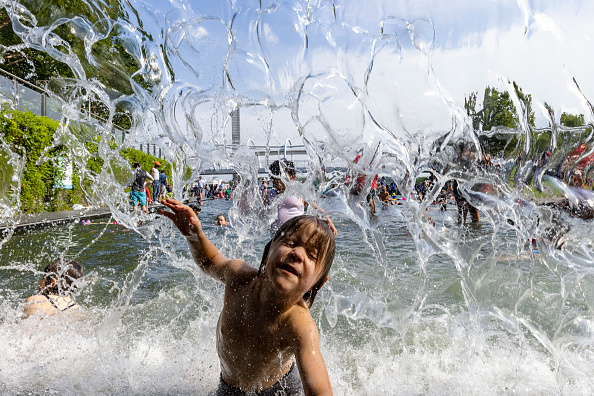 Heat - Temperature「Summer Begins With Warm Weather In Nation's Capital」:写真・画像(17)[壁紙.com]