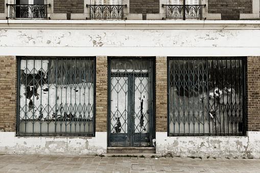 Demolished「Abandoned and destroyed shop」:スマホ壁紙(15)