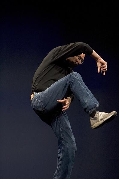 David Paul Morris「Steve Jobs Unveils Apple iPhone At MacWorld Expo」:写真・画像(15)[壁紙.com]