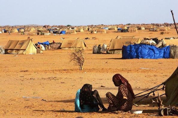 Crisis「Dafur Refugees Overwhelm Camps In Chad」:写真・画像(12)[壁紙.com]