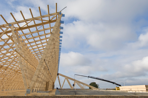 Carpentry「Roof structure」:スマホ壁紙(18)