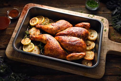 Barbecue Chicken「Butterflied roast chicken」:スマホ壁紙(18)