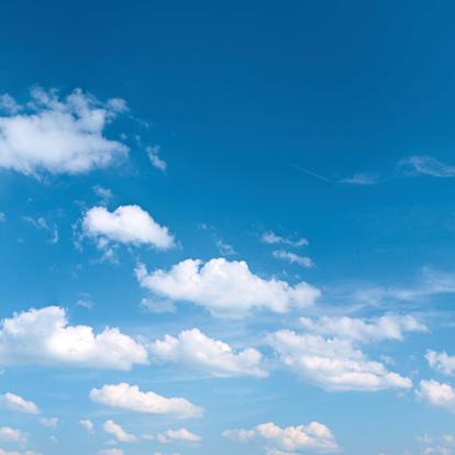 Cumulus Cloud「The blue sky 21 MPix - XXXL size」:スマホ壁紙(15)