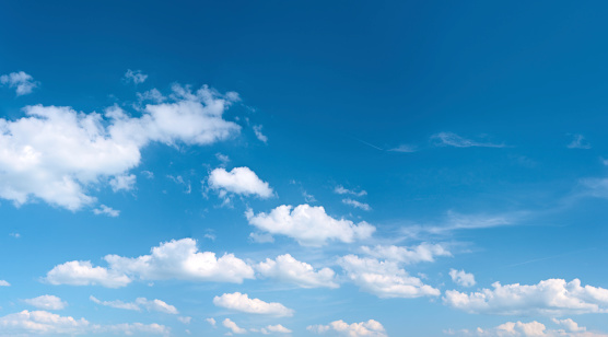 Cumulus Cloud「The blue sky panorama 43MPix - XXXXL size」:スマホ壁紙(8)