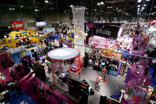 Tradeshow「American International Toy Fair Showcases Wide Range Of Toys And Games」:写真・画像(6)[壁紙.com]