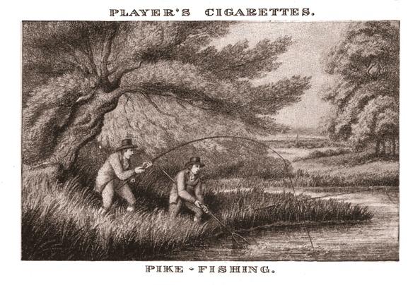 Recreational Pursuit「Pike-Fishing」:写真・画像(13)[壁紙.com]