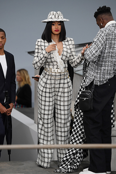 Spring Collection「Chanel : Front Row - Paris Fashion Week - Womenswear Spring Summer 2020」:写真・画像(0)[壁紙.com]