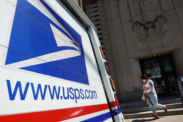 Mode of Transport「US Postal Service Funding In Question As President Trump Threatens To Withheld In Budget Negotiations」:写真・画像(5)[壁紙.com]