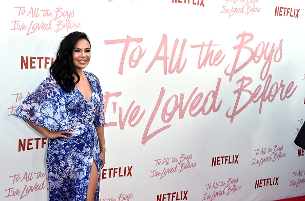 "Frazer Harrison「Screening Of Netflix's ""To All The Boys I've Loved Before"" - Arrivals」:写真・画像(1)[壁紙.com]"