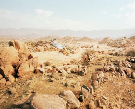 アトラス山脈「Blue Rocks, Tafraoute, High Atlas Mountains, Moroc」:スマホ壁紙(4)