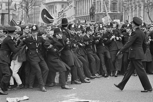 William Lovelace「Anti-Vietnam War Demo」:写真・画像(7)[壁紙.com]
