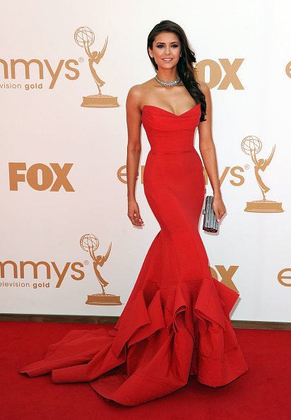 Red Dress「63rd Annual Primetime Emmy Awards - Arrivals」:写真・画像(16)[壁紙.com]