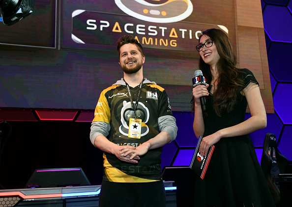 Interview - Event「Grand Opening Of Esports Arena Las Vegas, The First Dedicated Esports Arena On The Las Vegas Strip At Luxor Hotel and Casino」:写真・画像(14)[壁紙.com]