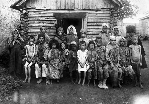 Russian Culture「Refugee Children」:写真・画像(5)[壁紙.com]