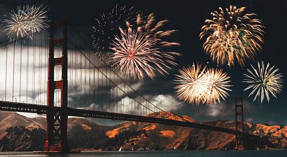 花火「花火は、サンフランシスコの」:スマホ壁紙(18)