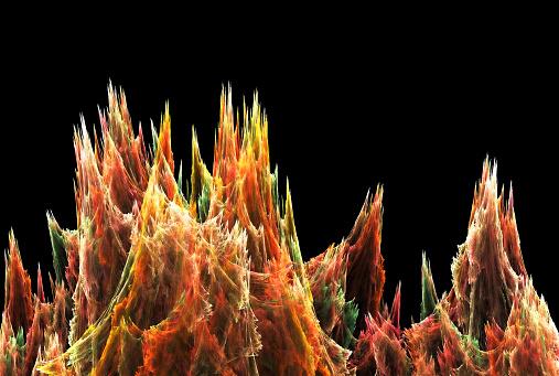 Radio Wave「Abstract waves」:スマホ壁紙(11)