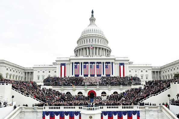 Presidential Inauguration「Donald Trump Is Sworn In As 45th President Of The United States」:写真・画像(1)[壁紙.com]