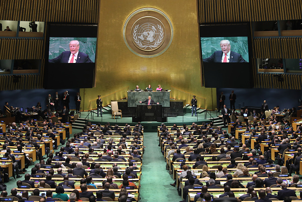 United Nations「World Leaders Address The United Nations General Assembly」:写真・画像(16)[壁紙.com]