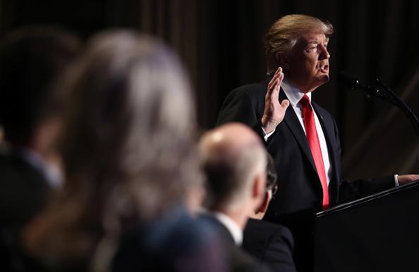 Breakfast「President Trump Attends National Prayer Breakfast」:写真・画像(19)[壁紙.com]