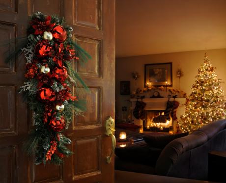 Front Door「Peaceful Christmas」:スマホ壁紙(0)