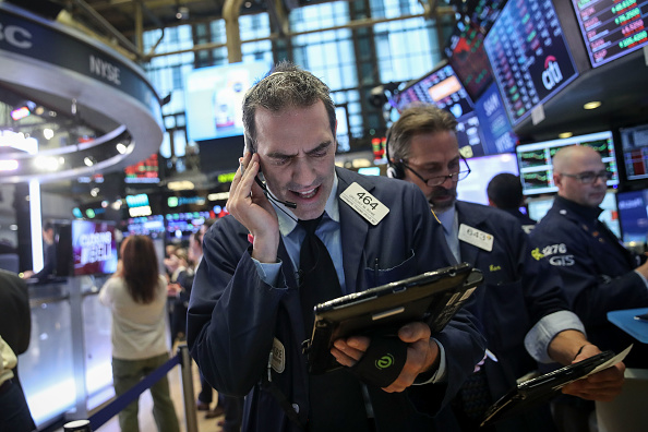 Drew Angerer「Fears Of Trade War Between U.S. And China Continue To Drag Markets Down」:写真・画像(8)[壁紙.com]