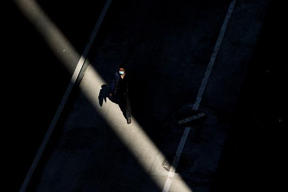 Shadow「Daily Life In Beijing Amid Coronavirus」:写真・画像(1)[壁紙.com]