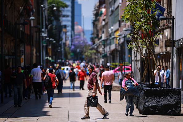 Mexico「Coronavirus Outbreak in Mexico」:写真・画像(1)[壁紙.com]