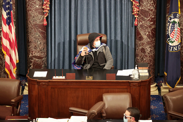 Congress「Congress Holds Joint Session To Ratify 2020 Presidential Election」:写真・画像(17)[壁紙.com]
