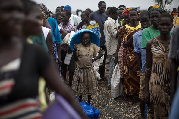 Number 100「South Sudanese Refugees Continue To Cross Into Uganda」:写真・画像(12)[壁紙.com]