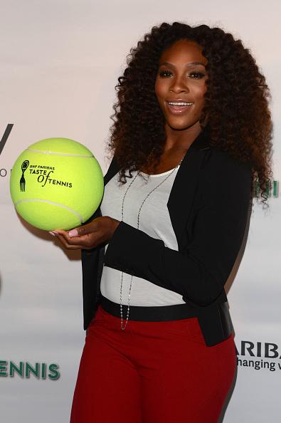 BNP Paribas「13th Annual BNP PARIBAS TASTE OF TENNIS, Benefitting New York Junior Tennis & Learning - Arrivals」:写真・画像(12)[壁紙.com]