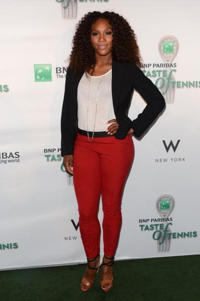 BNP Paribas「13th Annual BNP PARIBAS TASTE OF TENNIS, Benefitting New York Junior Tennis & Learning - Arrivals」:写真・画像(16)[壁紙.com]