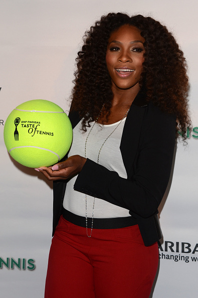 BNP Paribas「13th Annual BNP PARIBAS TASTE OF TENNIS, Benefitting New York Junior Tennis & Learning - Arrivals」:写真・画像(11)[壁紙.com]
