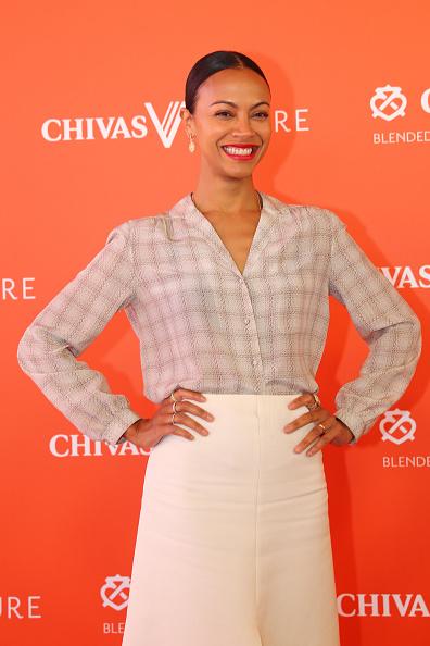 Zoe Saldana「Chivas Venture Global Final」:写真・画像(14)[壁紙.com]