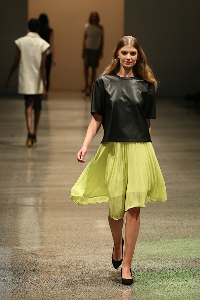Skirt「NZFW 2014: Resene Designer Selection Show Presented by NEXT - Runway」:写真・画像(3)[壁紙.com]