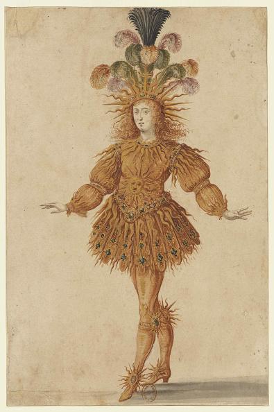 Baroque Style「Louis Xiv As Apollo In The Ballet Ballet De La Nuit」:写真・画像(16)[壁紙.com]