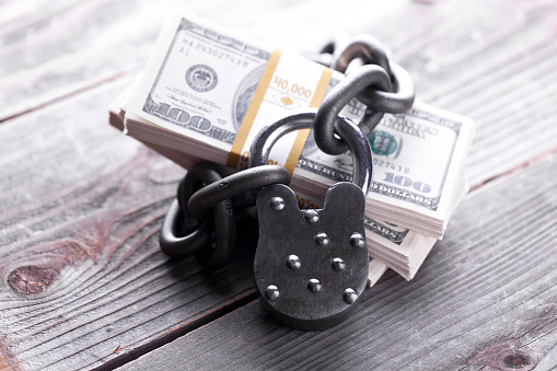 American One Hundred Dollar Bill「Secure Money」:スマホ壁紙(16)