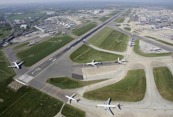 Heathrow Airport「London From The Air」:写真・画像(1)[壁紙.com]