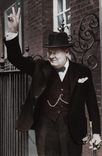 Success「Winston Churchill - portrait」:写真・画像(11)[壁紙.com]