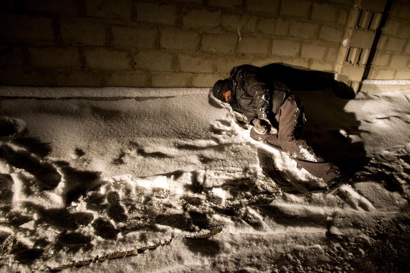 Homelessness「MNG: Mongolians Fight For Survival In Extreme Cold」:写真・画像(12)[壁紙.com]