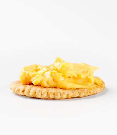 Biscuit「Cheese Spread on Whole Wheat Cracker」:スマホ壁紙(7)