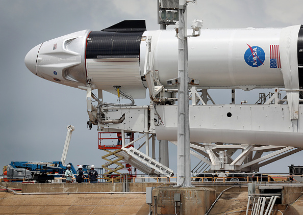 NASA Kennedy Space Center「NASA Prepares For First Manned Space Launch Since 2011」:写真・画像(12)[壁紙.com]