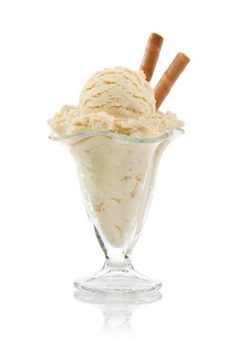 Biscuit「Vanilla Ice Cream Sundae.」:スマホ壁紙(2)