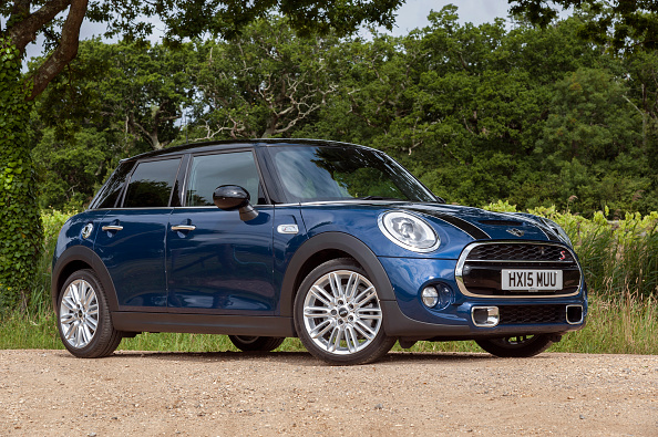 Beaulieu National Motor Museum「2015 Mini Cooper S 5 Door.」:写真・画像(1)[壁紙.com]