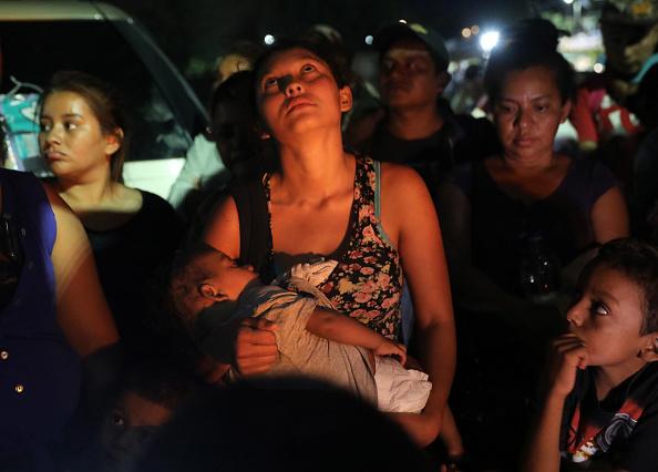 Baja California Norte「Migrant Caravan Traveling Through Mexico Nears U.S.」:写真・画像(13)[壁紙.com]