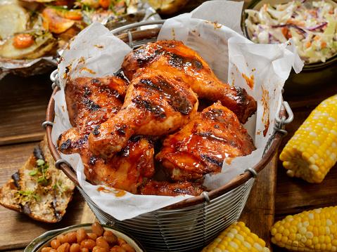 Chicken Breast「BBQ Chicken Feast」:スマホ壁紙(5)