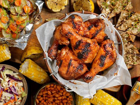 Chicken Wing「BBQ Chicken Feast」:スマホ壁紙(10)