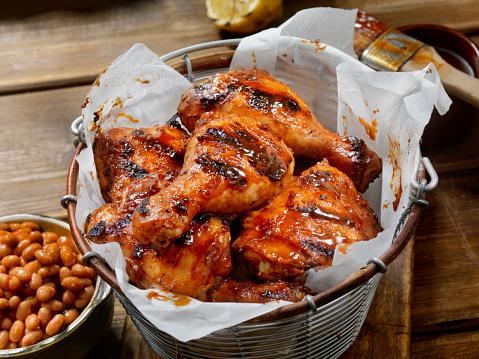 Barbecue Chicken「BBQ Chicken Feast」:スマホ壁紙(8)