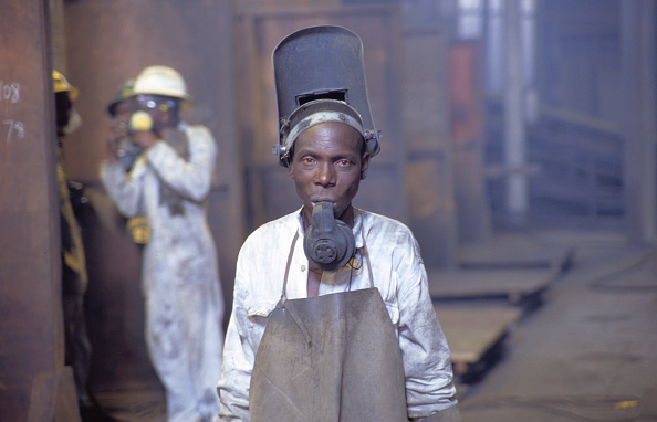 Copper Mine「Copper refinery, Zambia, Africa」:写真・画像(10)[壁紙.com]