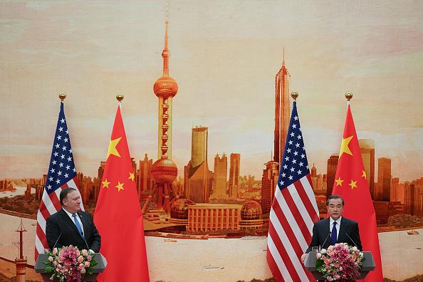 Diplomacy「U.S. Secretary Of State Pompeo Visits China」:写真・画像(17)[壁紙.com]