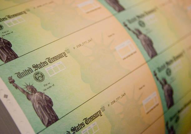 Economic Stimulus Package Tax Rebate Checks Printed:ニュース(壁紙.com)